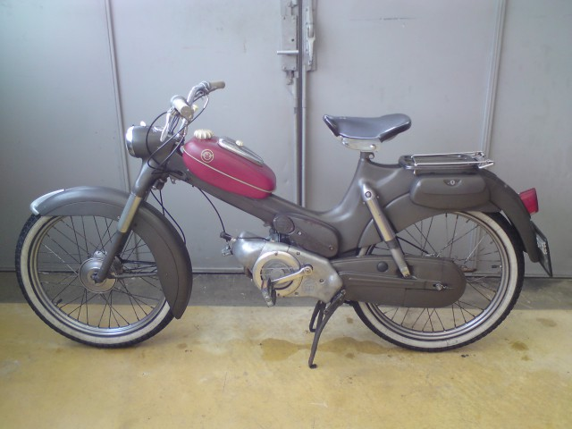 Puch VS50 D 1958