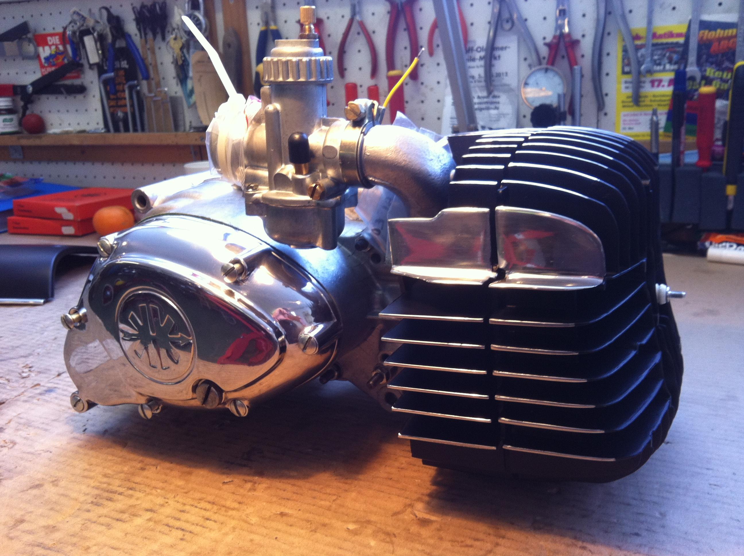 Motorenrevison RS