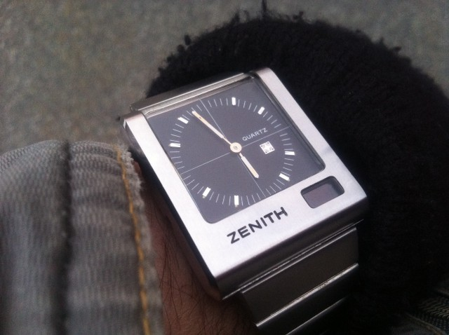 Zenith Time Command Futur