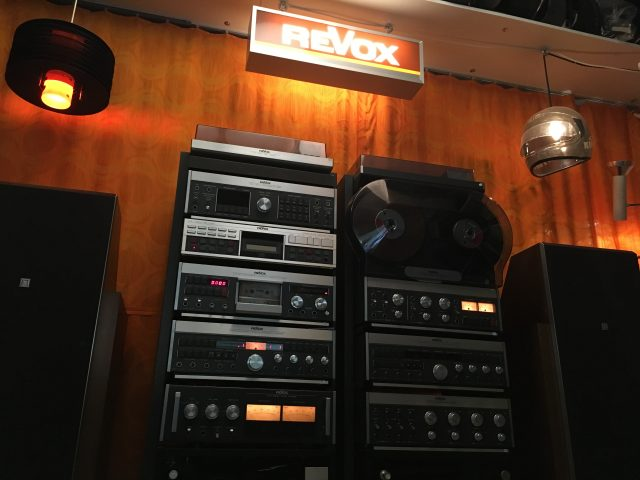 Revox Towers
